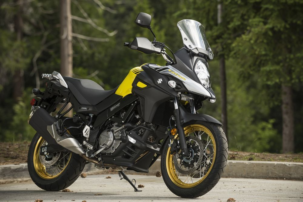 Excel Cycle Suzuki V STROM 650-motorcycle-motorbike-scooter