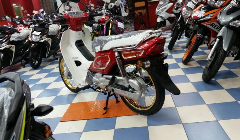 Honda EX5 (30th Anniversary Limited Ed.) full