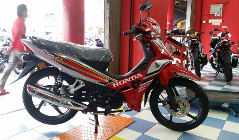 Honda Wave Alpha 110 full