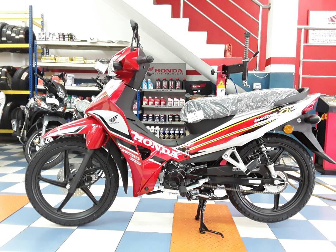 Honda Wave Alpha 110 (Limited Ed.) - Excel Cycle Sdn Bhd