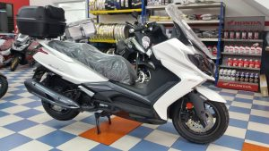 Excel-Cycle-Modenas-Kymco-Downtown-250i-scooter-motorcycle-motorbike
