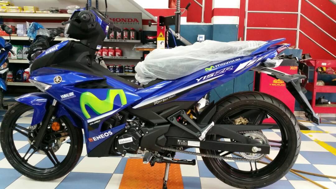 Yamaha Y15ZR Movistar GP Edition - Excel Cycle Sdn Bhd