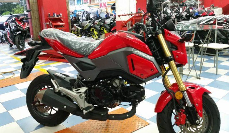 Honda MSX 125 full