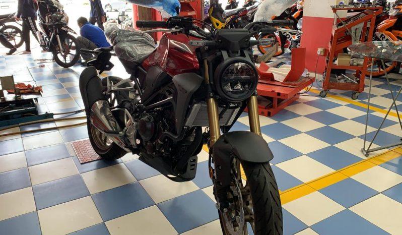 Honda CB250R full